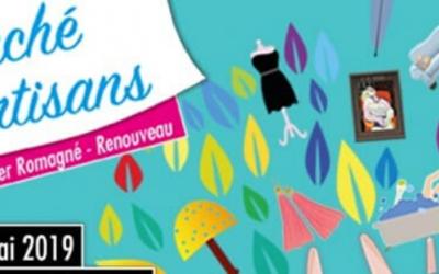 Marchè des artisans Conflans st Honorine (Yvelines)