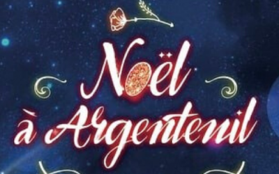 Marchè de Noel Argenteuil (Val d'Oise )