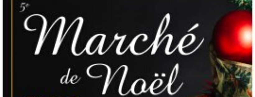 Marchè de Noel à Beauchamp ( Val d'Oise )
