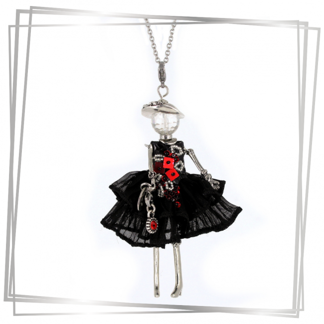 Pendentif poupée Ulyana |murmures d'une charmeuse|sautoir poupée |collier poupée |lithothérapie ||pièce unique |bijoux fantaisie| collier personnalisé |bijoux personnalisé |collier fantaisie |bijou personnalisé|bijoux fantaisie de qualité|pendentif personnalisé bijoux fantaisie femme |créateur |bijoux personnalisé femme