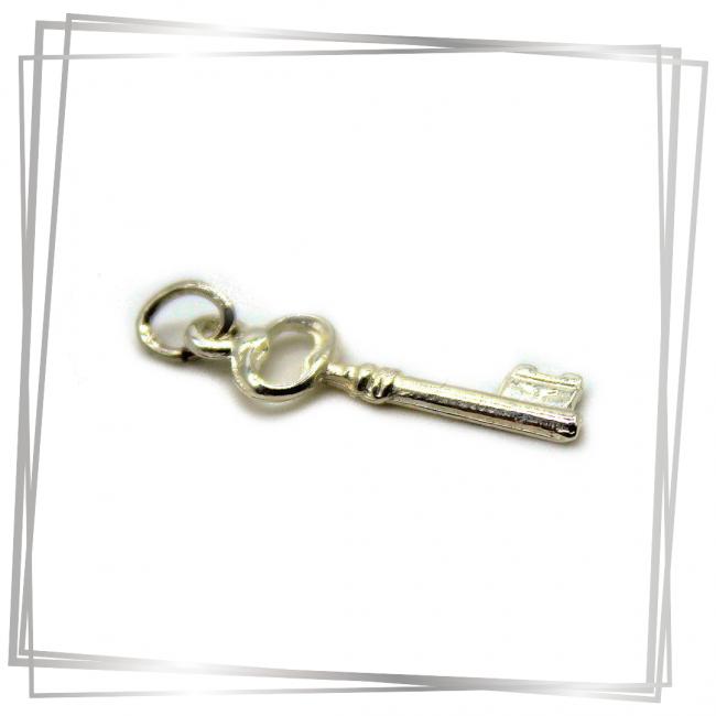 Charm breloque petite clé