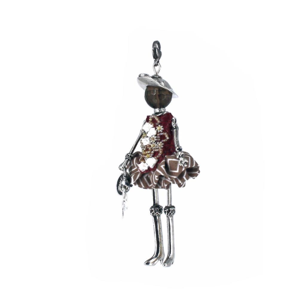Pendentif poupée Addison, |Murmures d'une charmeuse|sautoir poupée|collier poupée |lithothérapie |pièce unique |bijoux fantaisie| collier personnalisé |bijoux personnalisé |collier fantaisie |bijou personnalisé|bijoux fantaisie de qualité|pendentif personnalisé bijoux fantaisie femme |créateur |bijoux personnalisé femme |argent 925 |lithotérapie |pierre gemme