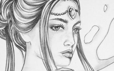 La dèesse Aphrodite