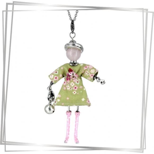 Pendentif poupée Cassiopée | bijou tendance |Murmures d'une charmeuse | pierres fines | sautoir poupée| bijou de grossesse | bola de grossesse |collier poupée | lithothérapie |pièce unique |déesse | talisman |bijoux fantaisie| collier personnalisé |bijoux personnalisé |collier fantaisie |bijou personnalisé|bijoux fantaisie de qualité|pendentif personnalisé bijoux fantaisie femme |créateur |bijoux personnalisé femme |argent 925 |lithotérapie |pierre gemme |