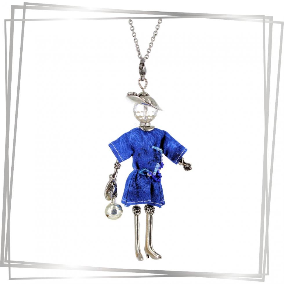 Pendentif poupée Alaïs | bijou tendance |Murmures d'une charmeuse | pierres fines | sautoir poupée| bijou de grossesse | bola de grossesse |collier poupée | lithothérapie |pièce unique |déesse | talisman |bijoux fantaisie| collier personnalisé |bijoux personnalisé |collier fantaisie |bijou personnalisé|bijoux fantaisie de qualité|pendentif personnalisé bijoux fantaisie femme |créateur |bijoux personnalisé femme |argent 925 |lithotérapie |pierre gemme |